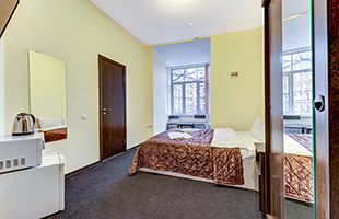 SuperHostel on Pushkinskaya 14, COMFORT Double Room - photo #1