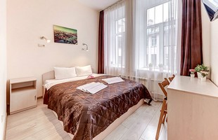 SuperHostel on Nevskiy 95, (RU) Двухместный СТАНДАРТ - (RU) фото №4