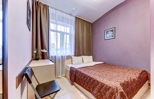 SuperHostel on Nevskiy 117, (RU) Двухместный СТАНДАРТ - (RU) фото №7