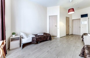 SuperHostel on Nevskiy 95, (RU) Трехместный СТАНДАРТ - (RU) фото №5