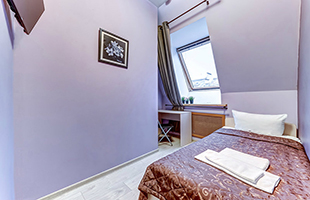 SuperHostel on Nevskiy 117, (RU) Одноместный СТАНДАРТ - (RU) фото №1