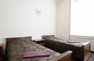SuperHostel on Nevskiy 95, HALF-STANDARD Triple room - photo #6