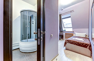 SuperHostel on Nevskiy 117, (RU) Одноместный СТАНДАРТ - (RU) фото №3